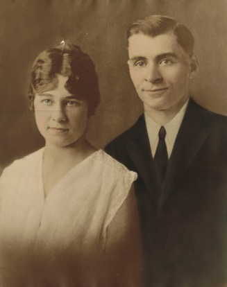 Herbert Matthews and Goldie Reeder