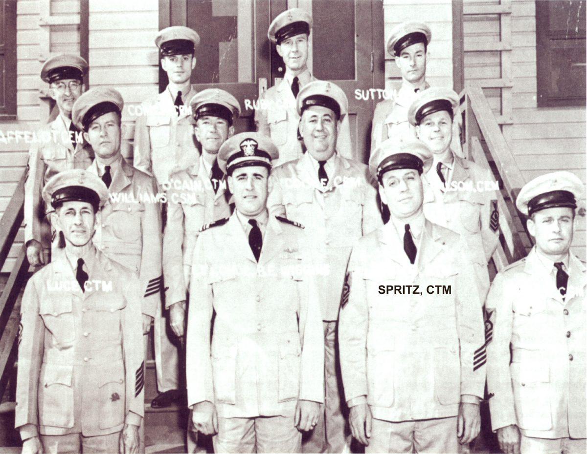 Spritz Navy